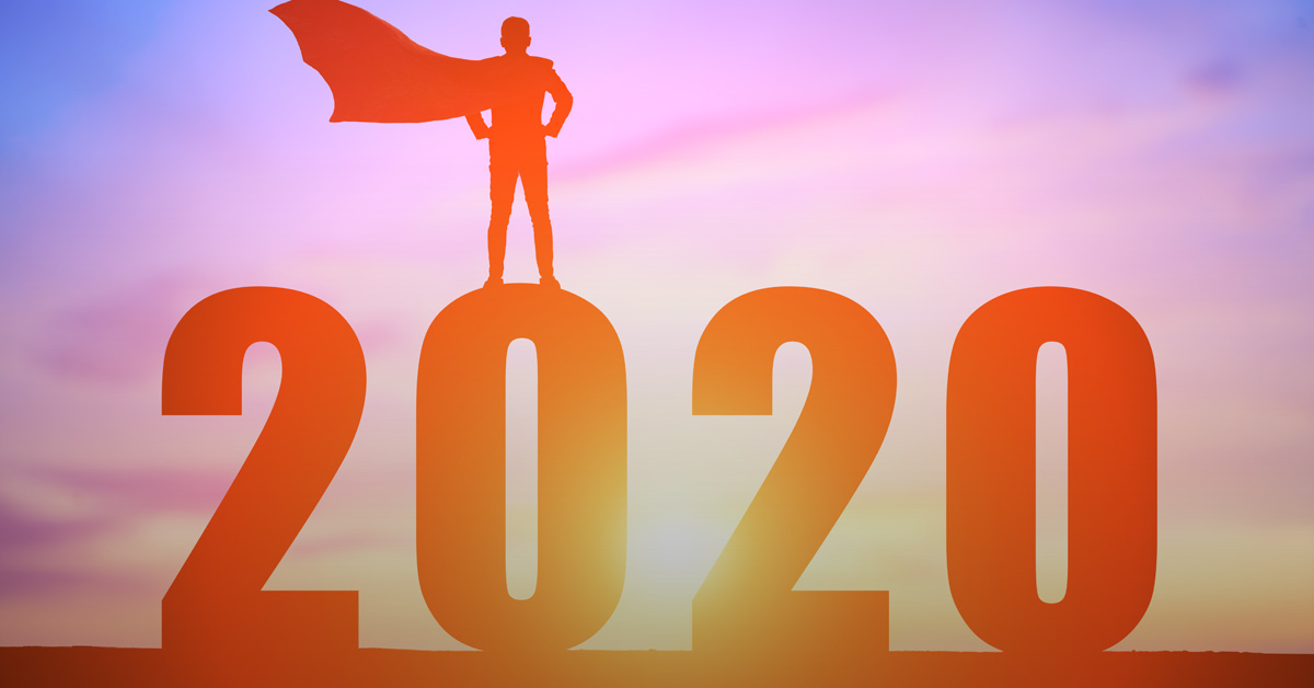 Leaders' New Year Career Boosting Supercharge!